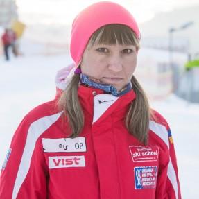 Анохіна Оксана
