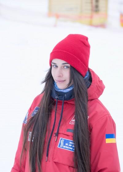 Baklanova Susanna