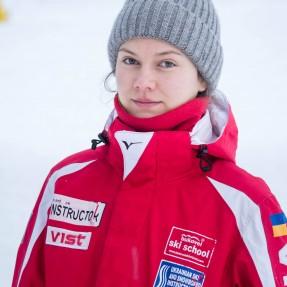 Скубенич Наталія