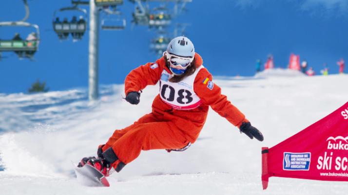 SNOWBOARD INSTRUСTORS GAMES 2018 ІI етап