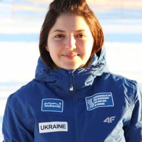 Луцик Анастасія Романівна